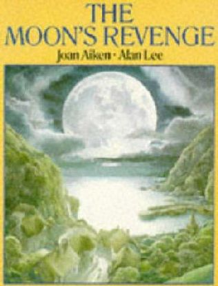 book cover of The Moon\'s Revenge