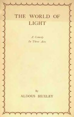book cover of The World of Light