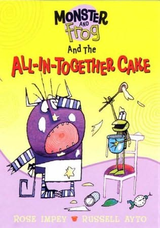 book cover of All-in-together Cake