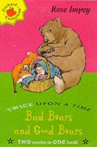 book cover of Bad Bears and Good Bears