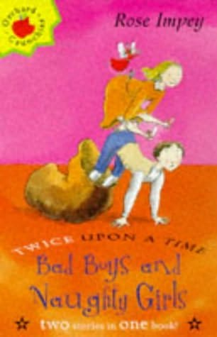 book cover of Bad Boys and Naughty Girls