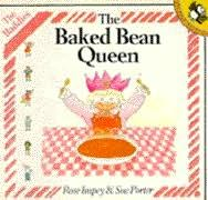 book cover of The Baked Bean Queen