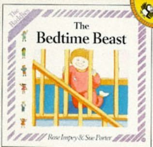 book cover of The Bedtime Beast