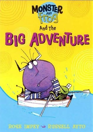 book cover of The Big Adventure