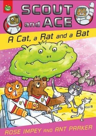 book cover of A Cat, a Rat and a Bat