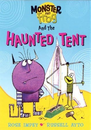 book cover of The Haunted Tent