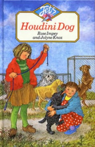 book cover of Houdini Dog