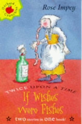 book cover of If Wishes Were Fishes