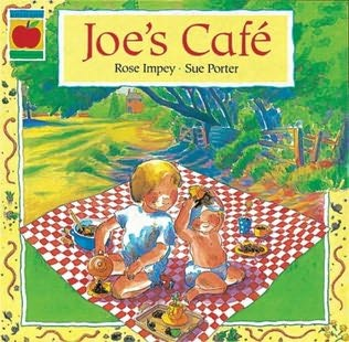 book cover of Joe\'s Cafe