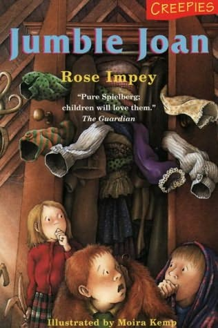 book cover of Jumble Joan