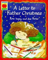 book cover of A Letter to Father Christmas