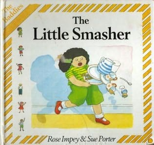 book cover of The Little Smasher