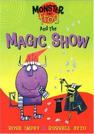 book cover of The Magic Show