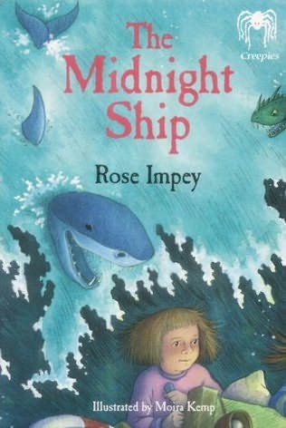 book cover of The Midnight Ship