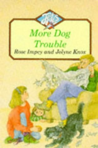 book cover of More Dog Trouble