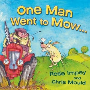 book cover of One Man Went to Mow