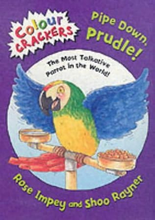 book cover of Pipe Down, Prudle!