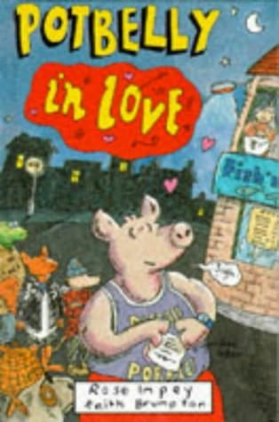 book cover of Potbelly in Love