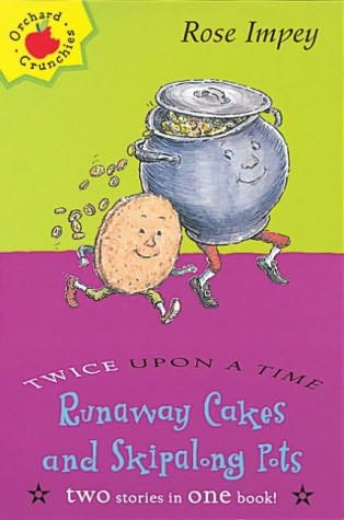 book cover of Runaway Cakes and Skipalong Pots