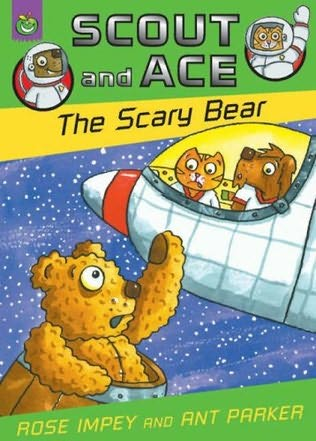 book cover of The Scary Bear