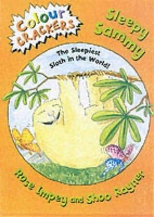 book cover of Sleepy Sammy