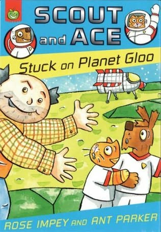 book cover of Stuck On Planet Gloo