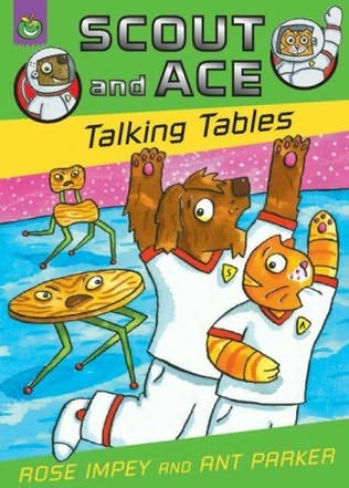book cover of Talking Tables