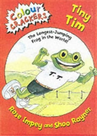 book cover of Tiny Tim