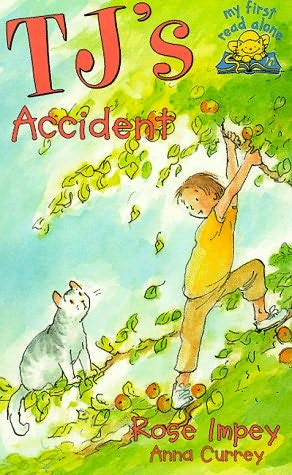 book cover of TJ\'s Accident