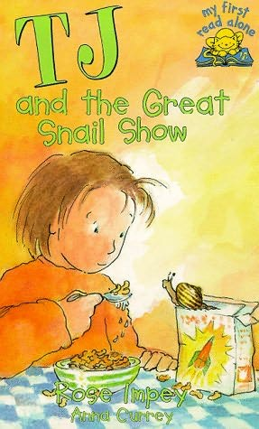 book cover of TJ\'s Snail Show