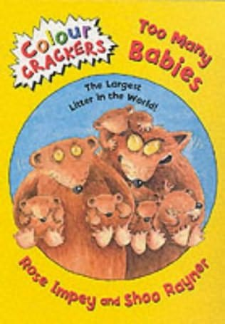 book cover of Too Many Babies