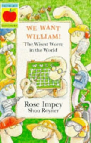 book cover of We Want William!