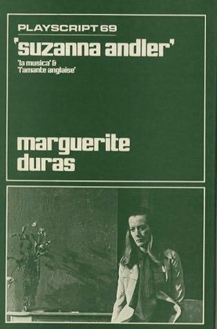 book cover of Suzanna Andler, La Musica