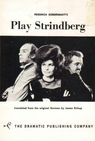 book cover of Play Strindberg