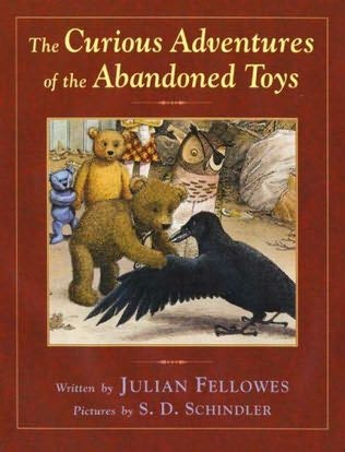 book cover of The Curious Adventures of the Abandoned Toys