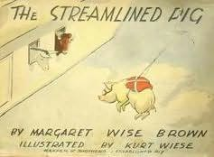 book cover of The Streamlined Pig