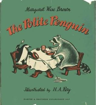 book cover of The Polite Penguin