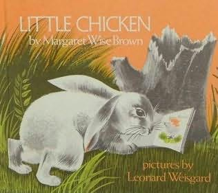 book cover of Little Chicken