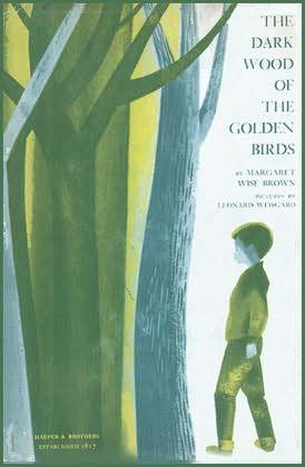 book cover of The Dark Wood of the Golden Birds