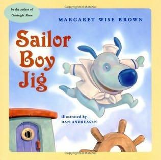 book cover of Sailor Boy Jig
