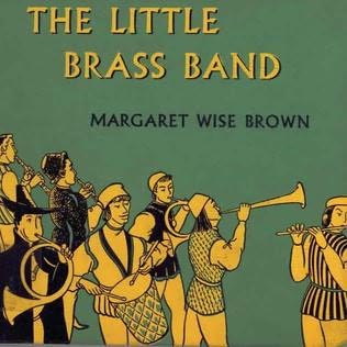 book cover of The Little Brass Band