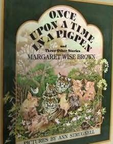 book cover of Once Upon a Time in a Pigpen