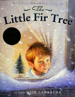 book cover of The Little Fir Tree
