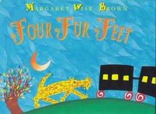 book cover of Four Fur Feet