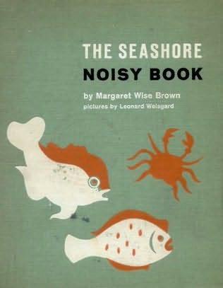 book cover of The Seashore Noisy Book