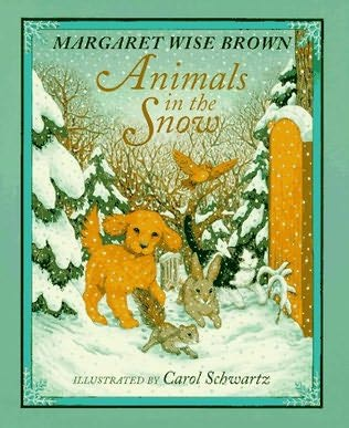 book cover of Animals in the Snow