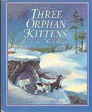 book cover of Three Orphan Kittens