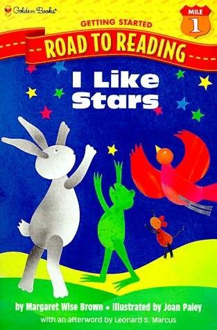 book cover of I Like Stars