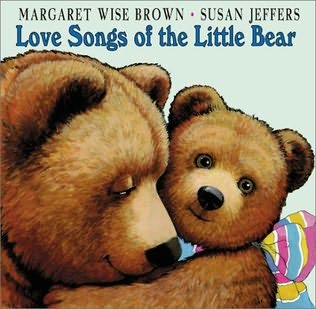 book cover of Love Songs of the Little Bear
