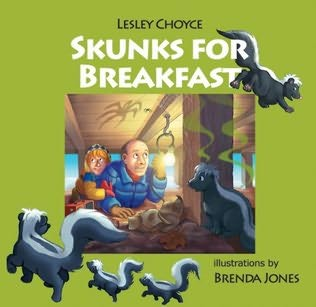 book cover of Skunks for Breakfast